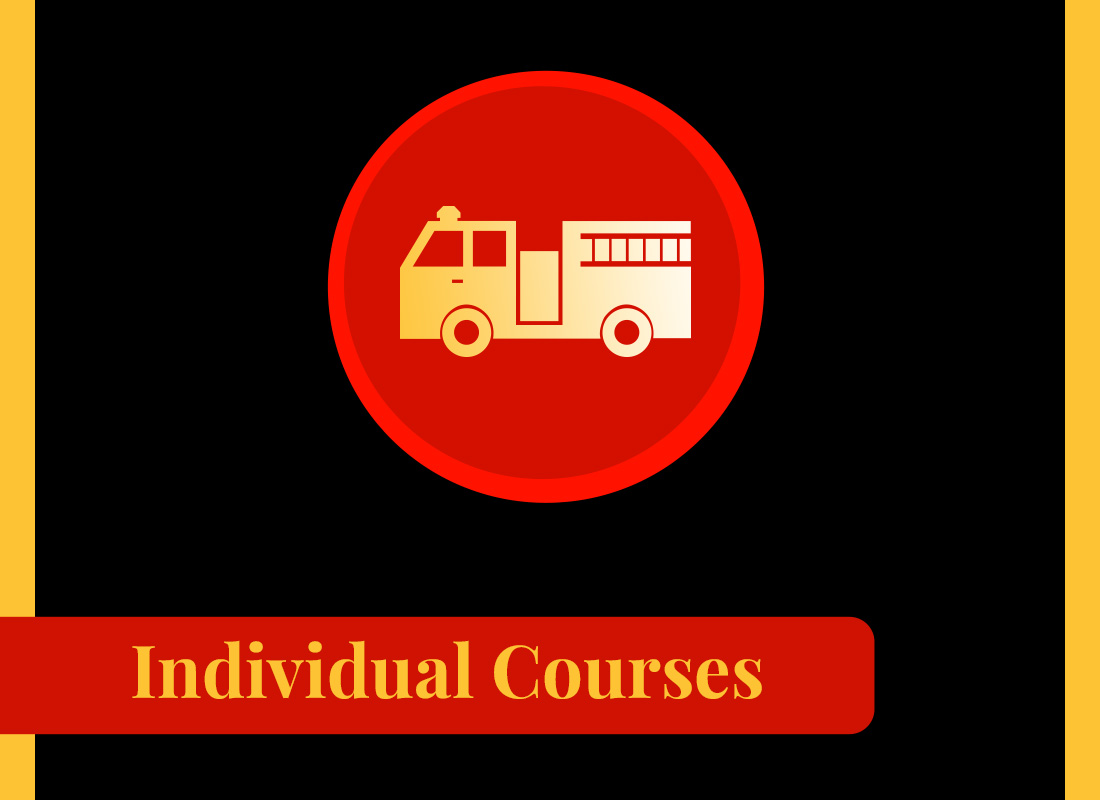 Individual online fire training courses