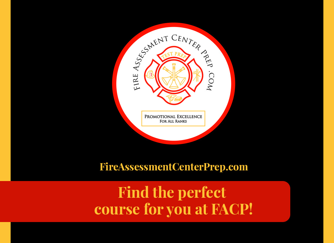 Find the perfect online fire training courses for you